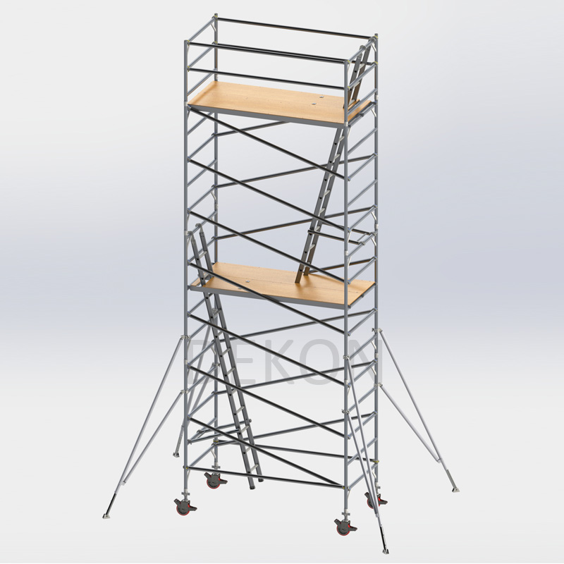 Aluminum Mobile Towers